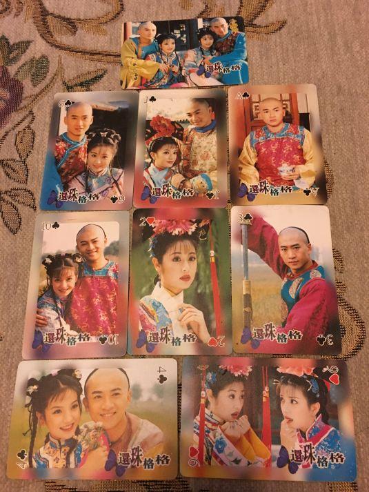 Cards of Pearl Princess
